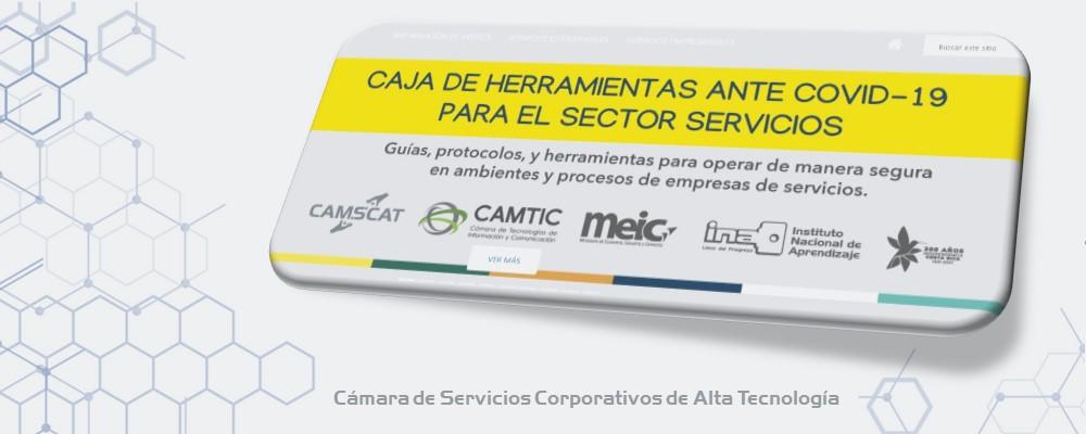 """""""Caja de Herramientas"""" para cumplir protocolos"""