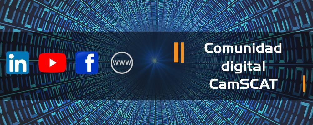 """CamSCAT inicia plan """"Social Media"""" y comunidad digital"""
